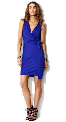 DVF   love this dress