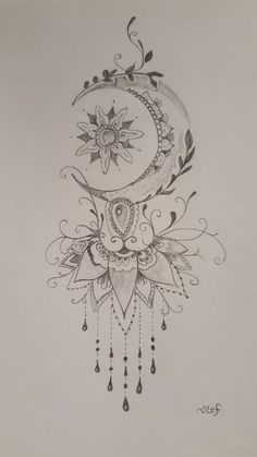 (notitle) - Tattoo-Ideen - Tattoo - (Notitle) - Tattoo-Ideen - Tatouage - de titre And Body Art Cute Tattoos, Leg Tattoos, Beautiful Tattoos, Body Art Tattoos, Small Tattoos, Awesome Tattoos, Pretty Tattoos, Upper Thigh Tattoos, Floral Thigh Tattoos