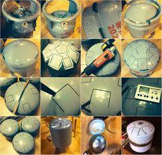 popcraft 팝크래프트 :: tank drum, hang drum:
