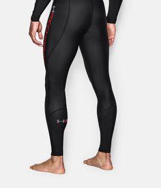 Men's UA Recharge® Energy Leggings, Black , Back Running Pants, Sport Pants, Mens Running, Mens Compression Pants, Sexy Men, Sexy Guys, Gym Leggings, Ua, Mens Fitness