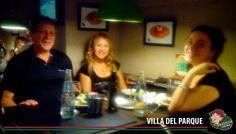Viernes en Lo de Carlitos Villa del Parque!