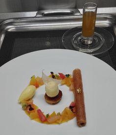 #gastronomia #altacozinha #cozinharcomamor #cozinharcomraça #sabor #inspiração #curso #igabrasil #gastroart #food #gourmetartistry #gastronomy #foodgasm #delicious #chef #simplisticfood #foodporn