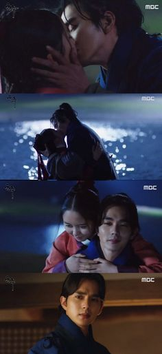 #SeonGaEun first kiss  'Ruler: Master of the Mask' Yoo Seung-ho decided to destroy the Pyeonsoo. On the latest episode of the MBC drama 'Ruler: Master of the Mask', the Prince Yi Seon (Yoo Seung-ho) and Han Ga-eun (Kim So-hyun) kissed.