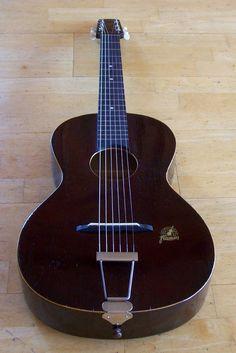 Wander/Jazz/Schlaggitarre FRAMUS Parlor 50er/60er Jahre VINTAGE alt Sammlerstück in Musikinstrumente, Gitarren & Bässe, Akustische Gitarren | eBay