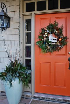remarkable michigan exposures office thanksgiving decorations | 59 Best Porch urns images | Porch urns, Fall planters ...