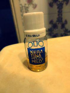Beauty is only skin deep: Una ampolla que sí me gusta: Keratina de Olio