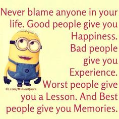"""""""Never Blame Anyone In Your Life.""""  @10MillionMiler #quotes #leadership #entrepreneur #wisdom #quote RT @wisdomsquote"""