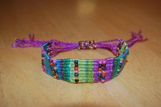 Jewelry Making Class: Bead  Tapestry Cuffs | Learn It. On Craftsy!
