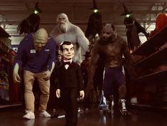 Haunted Halloween, Halloween 2018, Goosebumps 2, Slappy The Dummy, Horror Film, Doll, Random, Movies, Scary Art