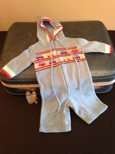 Vintage hooded sweater romper with zipper by A by HoneyCultVintage, $22.00