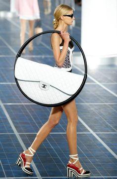 AMEI! Chanel na Paris Fashion Week!