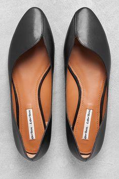 Fashion Wish List: black shoes