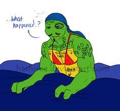 Leonardo TMNT favourites by on DeviantArt Ninja Turtle Toys, Ninja Turtles Art, Teenage Mutant Ninja Turtles, Tmnt Human, Tmnt Swag, Tmnt Girls, Leonardo Tmnt, Tmnt Comics, Tmnt 2012