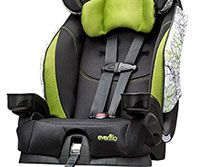 Evenflo Child Seat Buckles Recalled (via Parents.com)