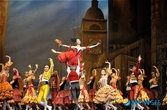 Universal Ballet's DON QUIXOTE