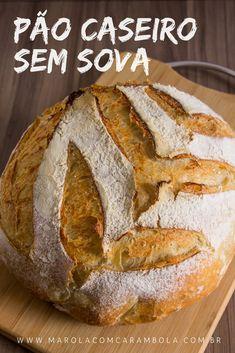Soft Bread Recipe, Bread Recipes, Appetizer Recipes, Appetizers, Good Food, Yummy Food, Pavlova, Waffles, Bakery