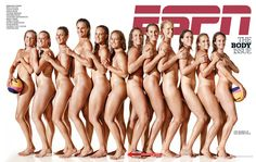 USA water polo team, the body issue Women's Water Polo, Waterpolo, Water Polo Players, Body Issues, Women Volleyball, Volleyball Team, Olympic Volleyball, Fitness Women, Swimmers