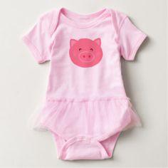 Pink Pig Tee Shirts
