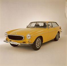 Volvo P 1800 - Der berühmteste Volvo