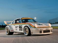 collaverglas:  Porsche 911 RSR Turbo