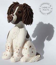 English Springer Spaniel | Flickr - Photo Sharing! Would luuuurrrvvvve one of these sculptures