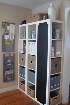 Storage units are great for staying organized, and IKEA has some of the best, affordable options. But, sometimes once you get your purchase into the house, it doesn't exactly work out the way you had hoped. That's what happened to Michelle of the blog, Iron & Twine, but instead of giving up and
