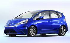 Honda Fit EV. #NationalPlugInDay #NPID2012