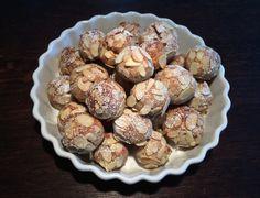 Balla Mandorla – süße italienische Mandelbällchen