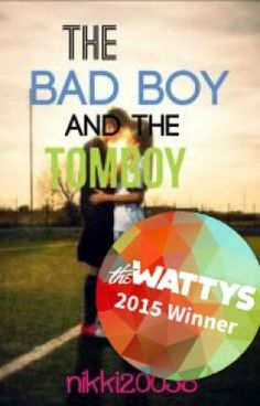 "You should read ""The Bad Boy and The Tomboy [#Wattys2015]"" on #Wattpad. #teenfiction  Meet the soccer couple. One of my favorites and you should read it"
