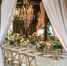 A rustic, camp-themed outdoor wedding - inside weddings Fall Wedding Decorations, Rustic Wedding Centerpieces, Reception Decorations, Wedding Themes, Table Decorations, Wedding Rustic, Reception Ideas, Low Centerpieces, Wedding Ideas