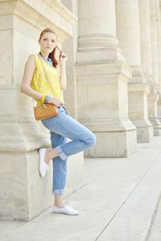 boyfriend_jeans_outfit by Hearabouts, via Flickr