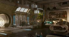 ArtStation - Home, Carsten Stueben