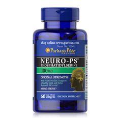 Neuro-Ps (Phosphatidylserine) 100 mg