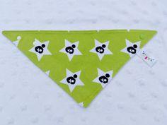 Bavette-foulard avec logo allaitement Gamme par Bavettesetcompagnie