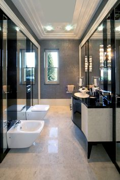 Bathroom - Stephen Clasper Interiors