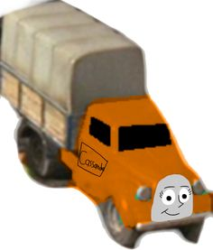 Cassandra the Orange Lorry