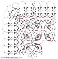 Crochet Art: Doilies - White Crochet Doilies - Cotton