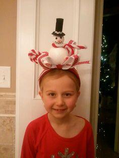 Christmas Headband.  :)