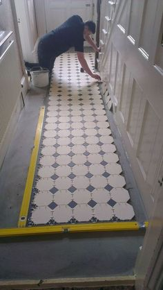 Victorian floor tiles gallery, Original Style floors, period floors Source by carolroda Victorian Tiles, Victorian Terrace, Victorian Decor, Victorian Flooring, Victorian House, Hall Tiles, Tiled Hallway, Hall Flooring, House Entrance
