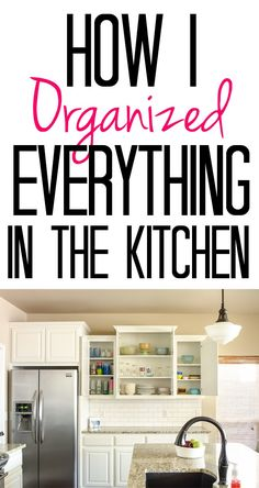 Kitchen a mess? This