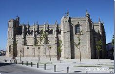 Catedral da Guarda  http://aguiaturistica.blogspot.pt/  #aguiaturistica #catedral #guarda #portugal