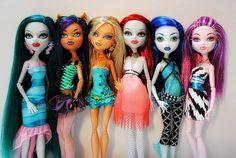 Eigene Puppen machen - Costum Dolls - Mattel (nähen)