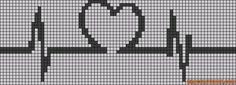 Alpha friendship bracelet pattern added by little_one. Cross Stitch Bookmarks, Cross Stitch Art, Cross Stitch Patterns, Knitting Charts, Knitting Patterns, Crochet Patterns, Friendship Bracelet Patterns, Friendship Bracelets, Charting For Nurses