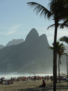 Tall and tan and young and lovely, the girl from Ipanema goes walking.....  Ipanema, Rio de Janeiro