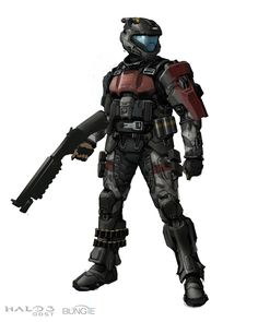 Hoo-ah! Halo 5, Halo Game, Armor Concept, Concept Art, Halo 3 Odst, Close Quarters Combat, Halo Armor, Halo Spartan, Halo Series