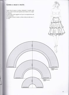 Photo - Sewing for beginners - Couture Techniques Couture, Sewing Techniques, Skirt Patterns Sewing, Clothing Patterns, Pattern Cutting, Pattern Making, Sewing Clothes, Diy Clothes, Handmade Clothes