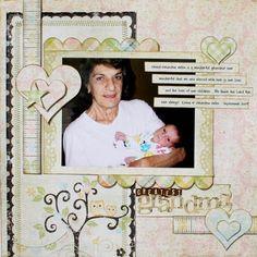 Simple Stories - Baby Steps