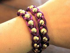 DIY $220 Wrap Bracelet for $5   HelloNatural.co