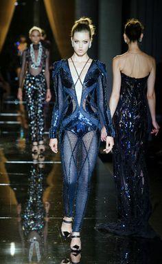 Versace Haute Couture fall/winter. Paris