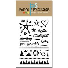 The latest Paper Smooches to love are HERE!